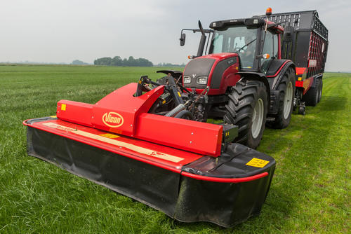 Mower And Mower Conditioners Forage Equipment Vicon