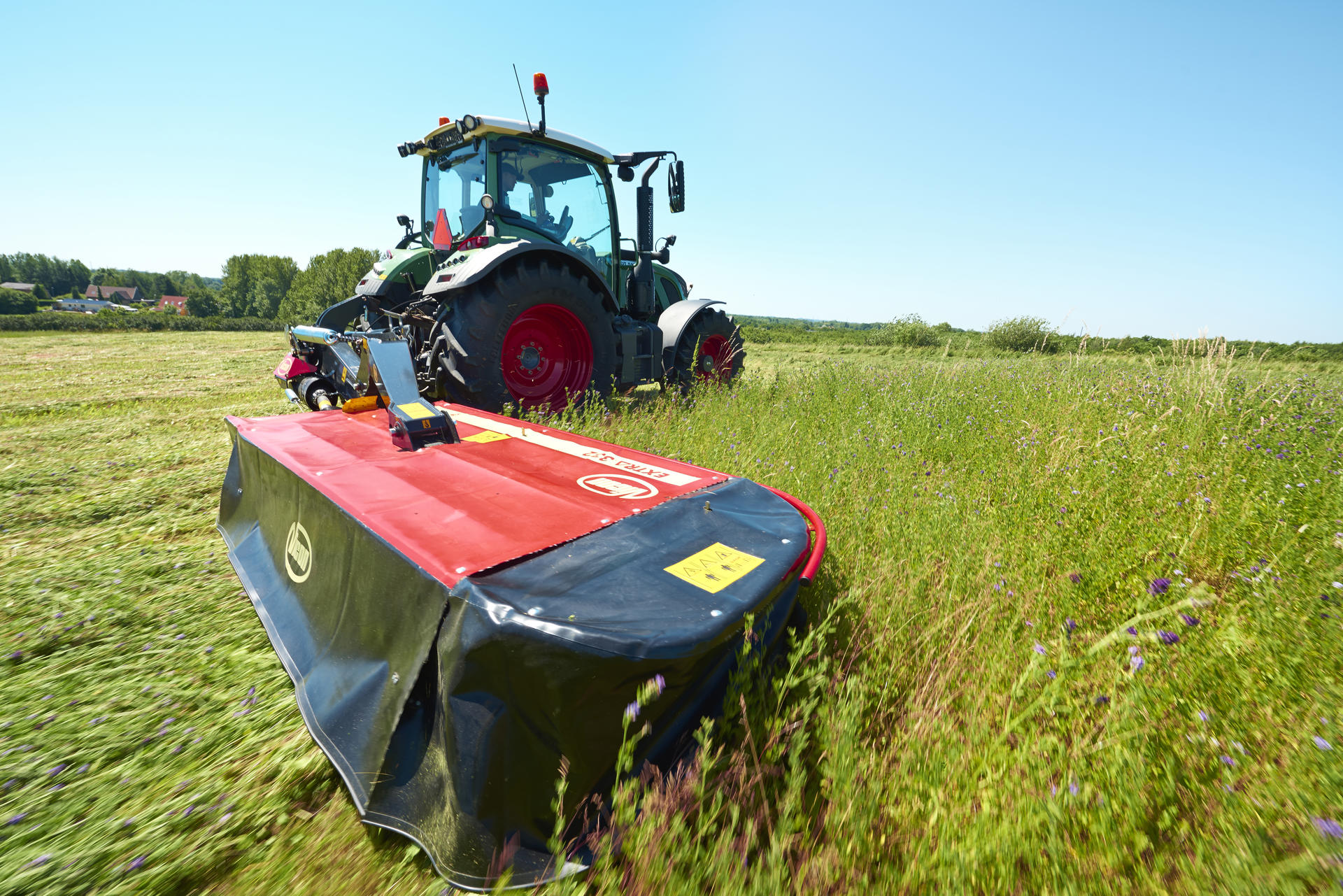 Tractor Rear Disc : Rear mounted disc mowers vicon extra