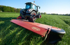Excellent cutting performance - 3 point mounted mower conditioner with 3.6m working width.