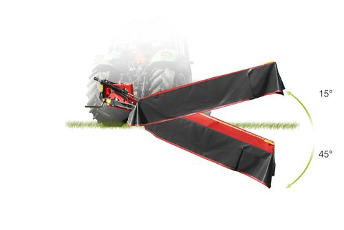 Vicon EXTRA 117 - 122 - 124 - Rear Mounted Mowers