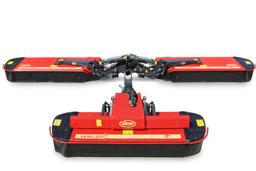 Vicon EXTRA 390 - 395 - Rear Mounted Disc Mowers