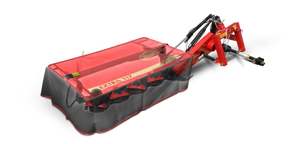 rear mounted mowers vicon extra 117 122 124 rh ien vicon eu