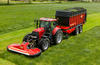 EXPERT 432F Front Mounted Drum Mower