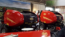 Bale Equipment at Agritechnica