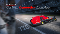 EXTRA 700 Series - Our New QuattroLink Racing Team