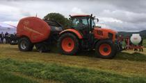 FastBale & Bale Wrappers in Scotgrass event