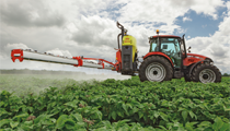 New Mounted Field Sprayer from Vicon