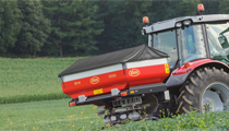 RO-M GEOspread - Weighing spreader for the medium sized market segment