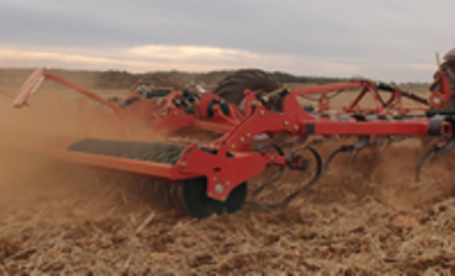 Speed and versatility are key - Vicon Flextiller T