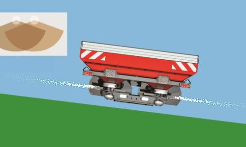 RotaFlow Spreading System